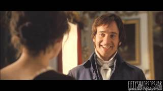 "►Mr. Darcy & Elizabeth | ""You have bewitched me, body and soul, and I love, I love, I love you..."""