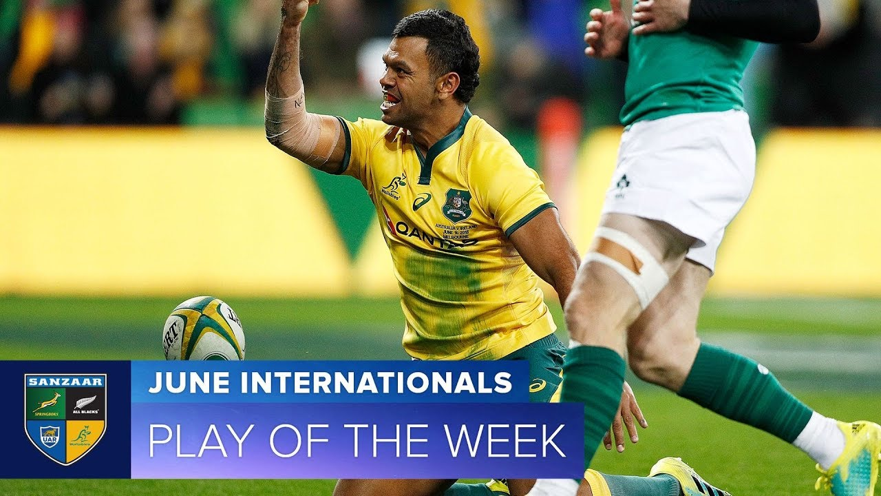 PLAY OF THE WEEK: 