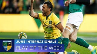 PLAY OF THE WEEK: 2018 June Test Series Second Tests