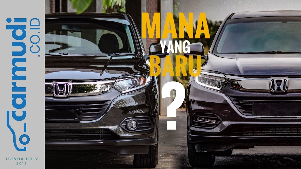 Dijual Honda Hrv Baru Bekas Daftar Harga Review 2019 Carmudi Indonesia