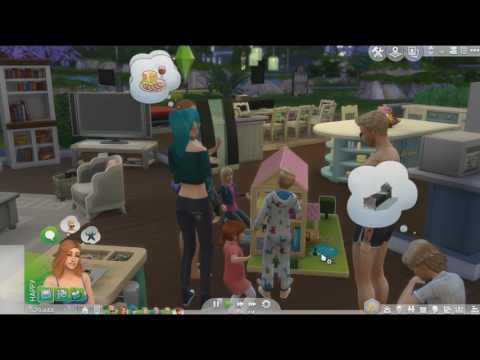Let's Play The Sims 4 Parenthood #14   AGONY AUNT!