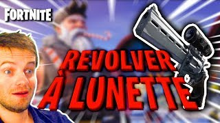 🔴 [FORTNITE] MàJ LE REVOLVER A LUNETTE ARRIVE A 11H + REDÉPLOIEMENT PLANEUR + PATCH AVION