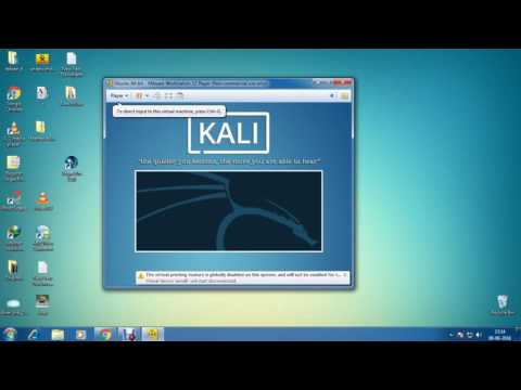 How to install Kali Linux on Virtual Box (In Hindi)