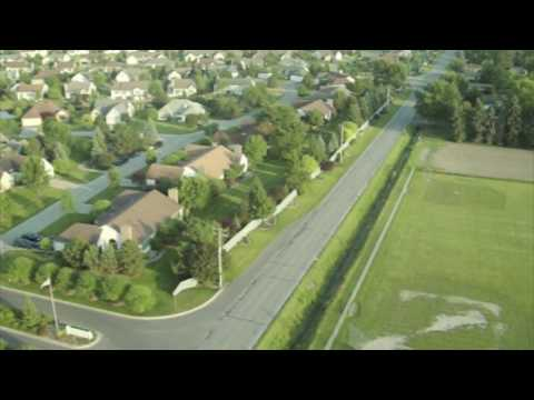 Aerial Video Over Mackensen Elementary School