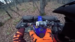 Where the hell are we? Enduro: Lost in the woods