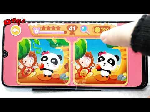 bayi-panda-game---pencarian-gambar-yang-salah