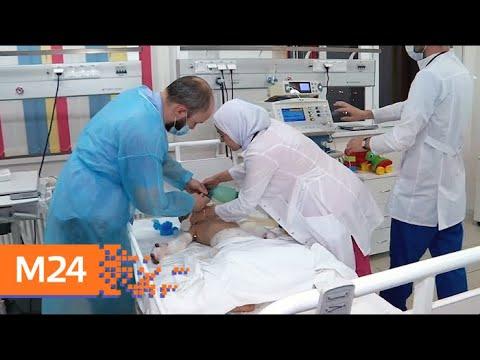 Избитую девочку из Ингушетии хотят удочерить - Москва 24