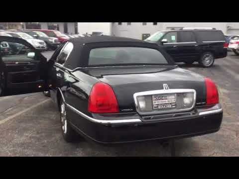2005 Lincoln Town Car Signature Limited Youtube