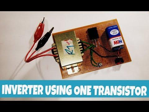 Joule Thief Volt Booster Volt 30x Using Transformer
