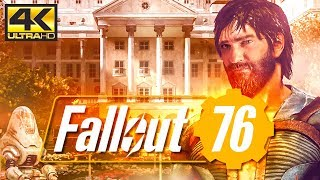 FALLOUT 76 ☢ Preview 3: Location-Ception (wir besuchen uns selbst ingame)