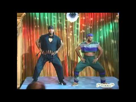 The Fresh Prince of BelAir: Will & Carlton dance