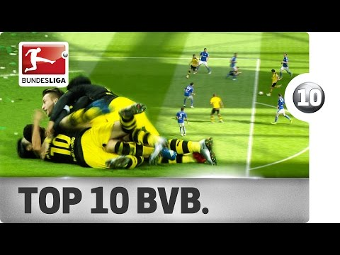 Top 10 Goals - Borussia Dortmund - 2015/16