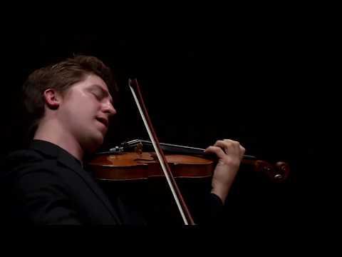 "Beethoven: Sonata No.9 ""Kreutzer"" III. Foyle-Stsura Duo (Michael Foyle, violin;Maksim Stsura, piano)"