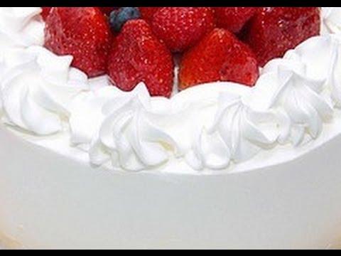 Como Hacer Crema Tipo Chantilly O Whipped Cream