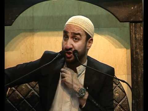 Sayyed Ammar Nakshawani - Biography of Imam Ali ar-Ridha (as)