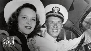Former president jimmy carter has been married to his wife, rosalynn, for nearly 70 years. watch as he reveals the secrets a long and fruitful marriage. f...