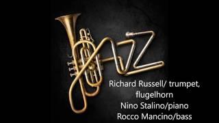when i fall in love richard russell trumpet richard russell quartet
