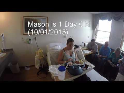 Mason's Birth & Coming Home