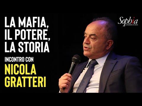 La mafia, il potere, la storia. Incontro con Nicola Gratteri
