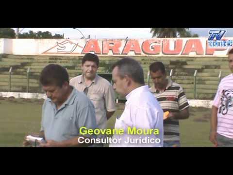 Palavras do Consultor Jurídico Geovane Moura na apresentação do TEC.avi