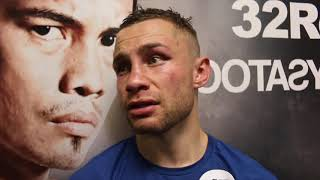 CARL FRAMPTON REACTS TO BRILLIANT WIN OVER DONAIRE - TALKS WINDSOR PARK, VALDEZ, SELBY-WARRINGTON