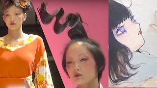 Video Japanese Fashion h.NAOTO & GouK 2016 Spring-Summer Collection download MP3, 3GP, MP4, WEBM, AVI, FLV Maret 2018
