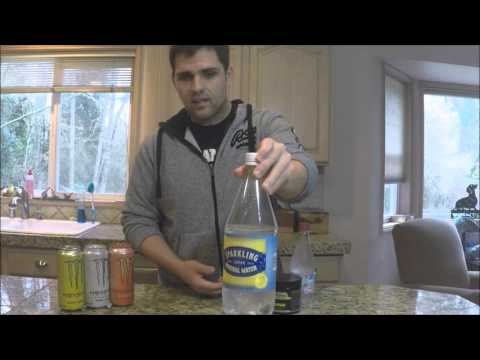 How To Make a CLEAN Healthy Version of Monster Energy Drinks