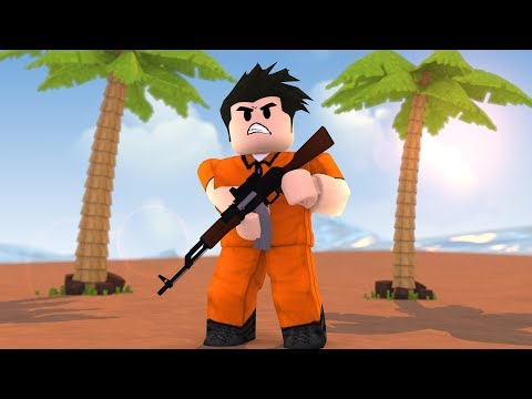 MY NEW ROBLOX GAME IS OUT NOW!! (Prison Island)