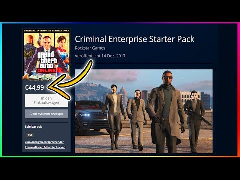DAS NEUE CRIMINAL ENTERPRISE STARTER PAKET DLC! | Alternative für Modded Accounts?! | GTA 5 Online