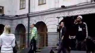 Fattaru - Mina hundar - live Stadsmuseet, Sthlm, 2006.07.15