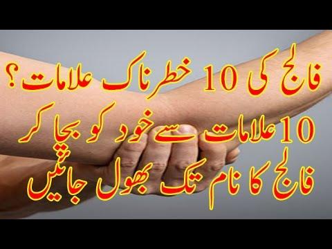 Top 10 Warning Signs Of Stroke In Urdu