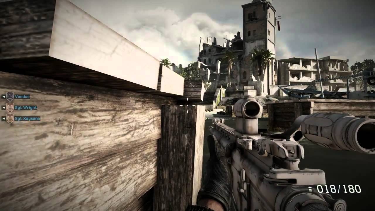 First Play: Medal of Honor: Warfighter