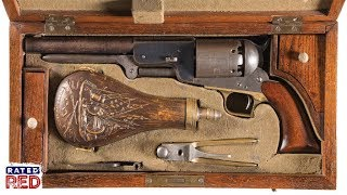 Rare Colt Revolver is Officially the Most Expensive Firearm Ever Sold at Auction