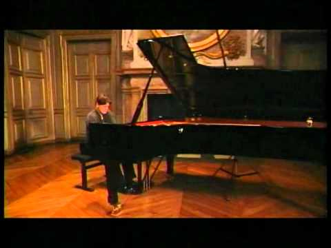 Michel Béroff plays Ravel Scarbo Gaspard de la nuit 2 of 2 (NHK Super Piano Lesson)