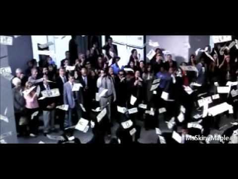 Step up 4 Revolution - The office mob (full scene)