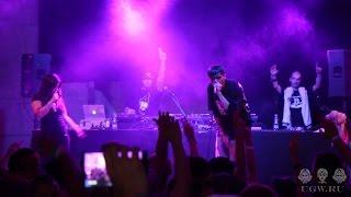 Sean Strange live @ #HipHopKemp2015
