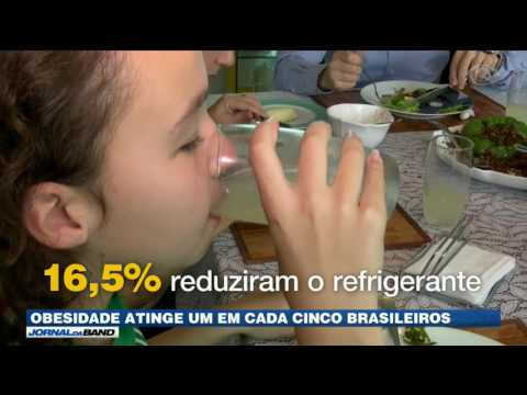 Número de obesos cresce 60% no Brasil