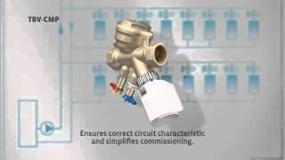 Балансировочные клапаны TA(Видео про монтаж и работу балансировочных клапанов от компании TA. Ассортимент балансировочных клапаном..., 2012-11-07T07:39:14.000Z)