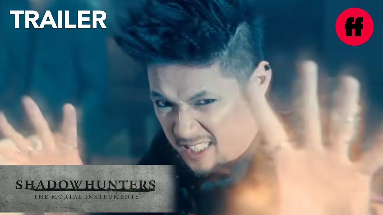 Download Shadowhunters   Season 3 Trailer   Freeform