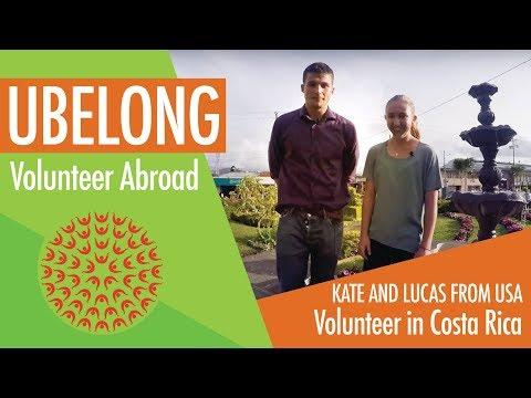 Princeton University students volunteer in Costa Rica