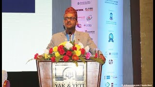 Speech by CA. Deepak Pandey at CA Conference 2075