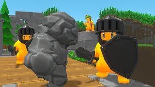 Castle Story 1.0 Gameplay Impressions Release! - CHEDDAR BOYZ RIDE!!