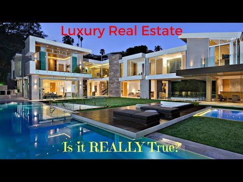 Luxury Real Estate Market: Are Million Dollar Listing REALLY Like People Say they Are??