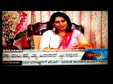 Singer Supriya Lohith   Interview NANNA HAADU NANNADHU