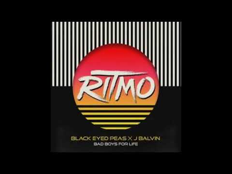 The Black Eyed Peas - Ritmo (Clean) ft J Balvin [Official]