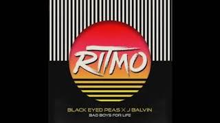 The Black Eyed Peas - Ritmo (Clean) ft J Balvin [Official] [KOTA]