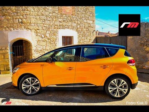 Renault Scenic 2017 dCi 130 - Prueba revistadelmotor.es