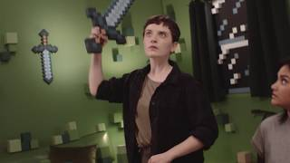 Teaser Minecraft par Ravensburger - 60sec