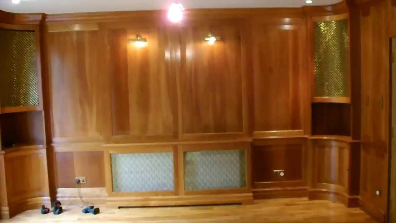 Hard Wood Paneling For Sale Youtube