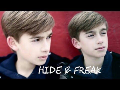Johnny Orlando - Hide & Freak (official fanvideo)